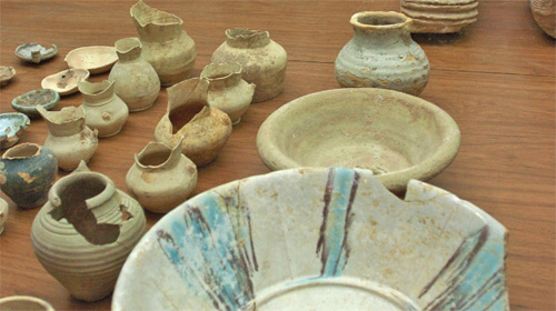 Recovered: Antiquities from recent excavations in souther Iraq